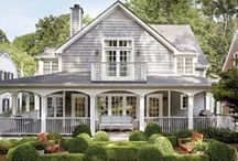 Home & Remodel ideas / by Amanda Hazlewood