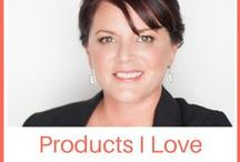 Products I Love / The best part about being an esthetician & spa owner is all the amazing product I get to use!