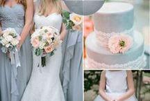 Wedding Inspiration  / by Whitney Nichols