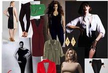   polyvore   / style boards layouts by stylists at id couture (idc) fashion styling