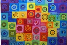 Color Burst! / A pop of color to brighten your day! / by Candy Thompson