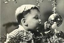 Vintage Holidays  / 'The good old days' applies here and to my heart when thinking of holidays! / by Candy Thompson