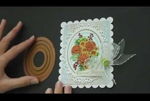cards and crafts tips, techs, and tutorials / by Mary Rayfield