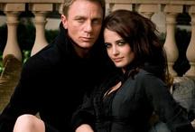 James Bond inspired shoot