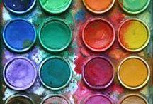 Colour / by Mandee Worcester-Flint