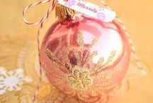 I'm Dreaming of a Pink Christmas / by Candy Thompson