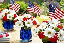 Sweet Land of Liberty / God bless America, Land that I love!! / by Candy Thompson