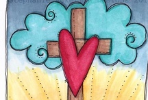He is Risen / Because He lives, I can face tomorrow!!! / by Candy Thompson