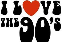 Made in the 90's / The best decade ever <3 / by Bryanna Cole