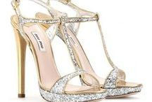 Shoes Shoes Shoes / Ideas and Inspiration for Wedding shoes