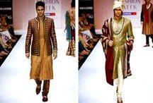 Mens Wedding Wear / Grooms wedding clothes, including sherwanis