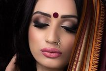 Make Up Inspiration / Ideas and Inspiration for wedding hair and make up