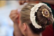 Hairstyle Ideas / Ideas and Inspiration for wedding hair and make up