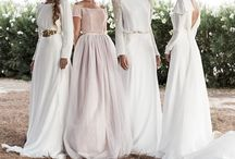 Wedding Dress inspiration / Ideas and Inspiration for wedding dresses