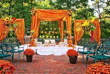 Mandap Ideas / Inspiration and Ideas, beautiful hindu wedding man daps