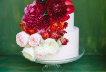 Wedding & Party Cake Ideas / Ideas and Inspiration for Wedding cakes