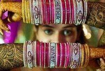 Wedding Bangles  / Ideas and Inspiration for wedding bangles