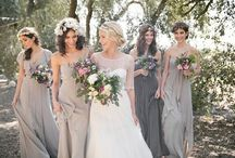 Bridesmaids ideas / Ideas and Inspiration for bridesmaids