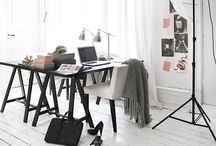 Home   office / Design inspiration for my current & future home office.