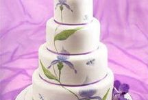 CAKE - Wedding Beautiful! / Wedding cake inspirations... I think they are just so pretty! / by Beth Hubert