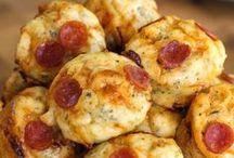 Finger Food Ideas! / by Beth Hubert