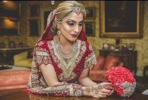 Mughal bride / Inspiration for a mughal theme wedding