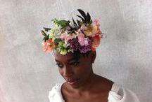 African bride  / African Wedding Inspiration