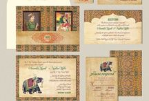 Wedding Stationary & Details Ideas / Place cards, wedding invitations, etc