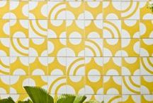 Tiles / Tiles, tiles and interiors / by Alison Milner - designer, products and surface