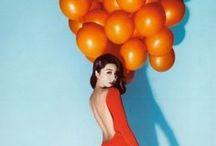 Year of Orange / Vaderlandsliefde, diep van binnen kennen we het allemaal. Zeker in 2014 ontkom je niet aan de oranjegekte. Met Koningsdag en het WK wil je natuurlijk goed voorbereid voor de dag komen. Advies van ons: keep calm, and wear Orange... / by Dresses Only