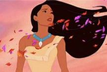 Pocahontas is my favorite :) / The best Disney Princess ever! / by Bryanna Cole