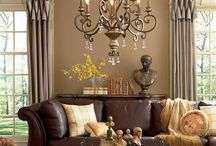 Dark Wood Decor ... / by Michelle Gardner