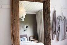 MIRRORS  and frame ideas