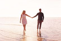 Beach Weddings / Ideas and inspiration for beach weddings and engagements
