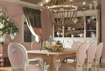 Pink Decor ... / by Michelle Gardner