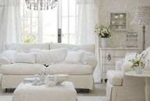 White Decor ... / by Michelle Gardner