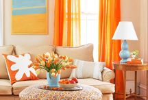 Colorful Decor ... / by Michelle Gardner