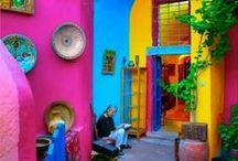 Color / I love beautiful, bright colors!