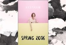 Spring 2016 Womenswear / Kestan Spring 2016 womenswear collection