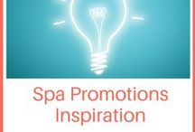 Spa Promotion Inspiration / Get inspired by these promotional ideas that can be used in your Client Attraction or Retention