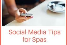 Social Media Tips for Spas / Spa-specific social media tips to grow your business