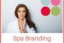 Spa Branding / Inspiration for your branding!