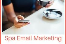 Spa Email Marketing / Email marketing is still the best way to communicate with your warmest leads! Check out this board for ideas on content, copywriting, templates & best practices