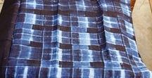 Jammin' Shibori / Shibori that sparks my imagination - all fibers, all dyes.