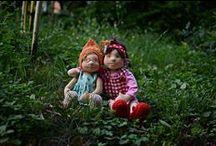 waldorf dolls/steiner nuket