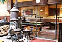 Beautiful Old Stoves / A selection of lovely old stoves and wood burners we like.