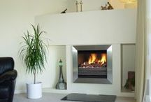 Flamewave Fires @ Adena / Flamewave Fires produce a wide range of convector fireboxes with traditional and contemporary styling. On display in our Tunbridge Wells showroom.
