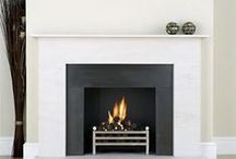 County Stone @ Adena / Adena Fires offer a range of fireplace designs produced in Sussex by the craftsmen at County Stone. You can have your new fire surround produced in a choice of stone, with a hearth to match.