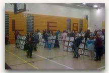 School Art Show Gallery / Elementary Schools featuring Artomé Art Shows.