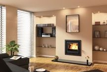 Aarrow Stoves @ Adena / A fine range of traditionally built stoves from Devon offering great value, on display in our Tunbridge Wells showroom.